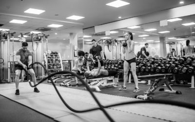 Use Supersets and Circuit Training