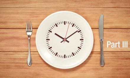 Intermittent Fasting Part 3: Methods