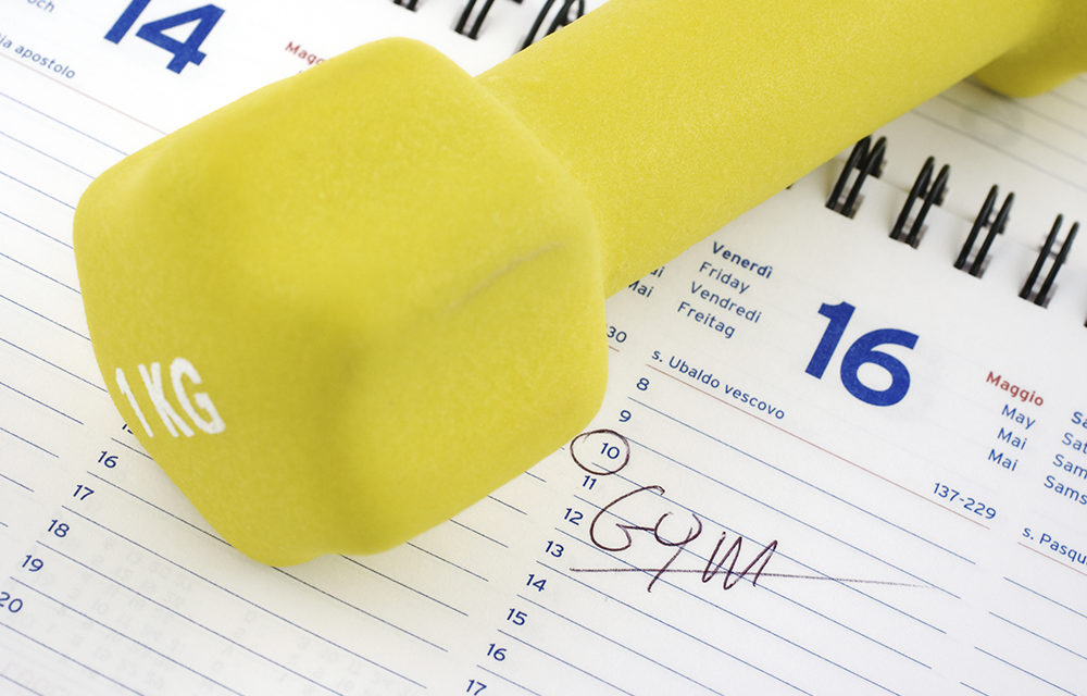 How To Organize And Schedule Your Workouts To Maximize Your Progress Part III