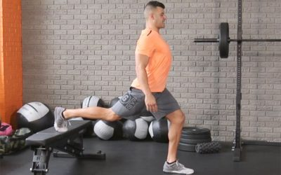 The Awesomeness that is the Bulgarian Split Squat