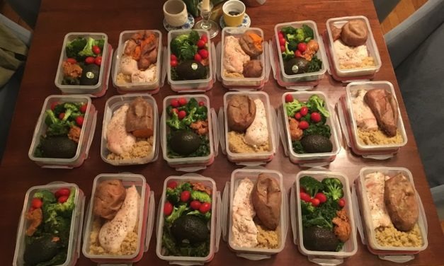 3 Big Points About Meal Prep